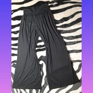 Black Dots Dress Pants